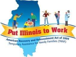 Put Illinois to Work Logo