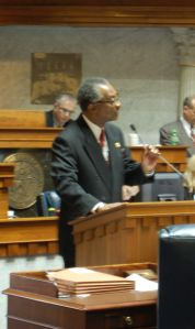 Senator Randolph Celebrating Black History Month